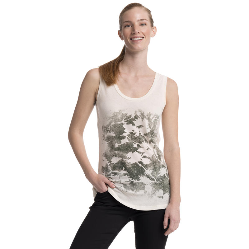 Marikea Tank Muslin Heather Fiore Grand Graphic
