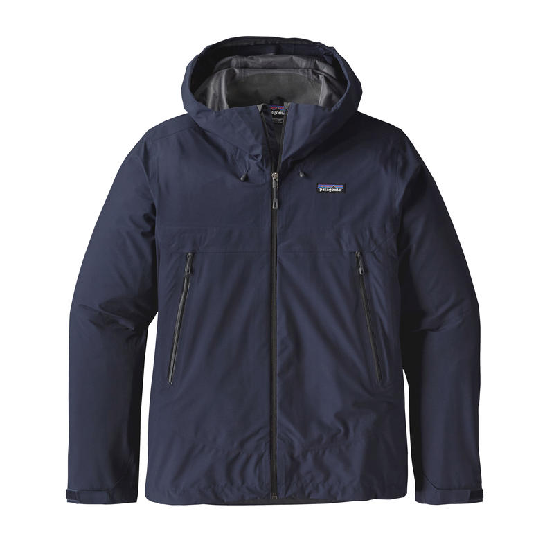Manteau Cloud Ridge Bleu marine