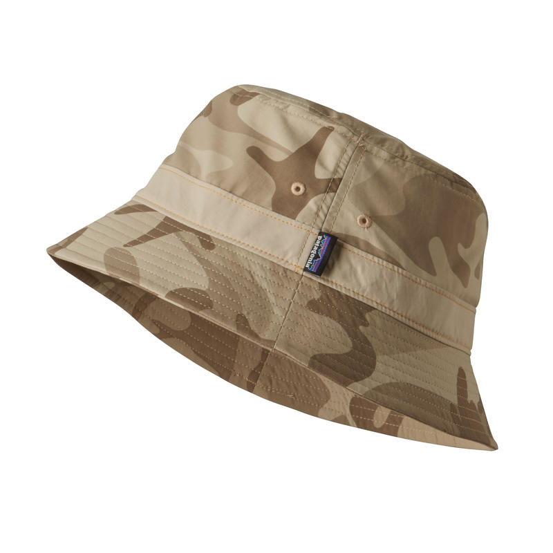 Wavefarer Bucket Hat Forest Camo/El Cap Khaki