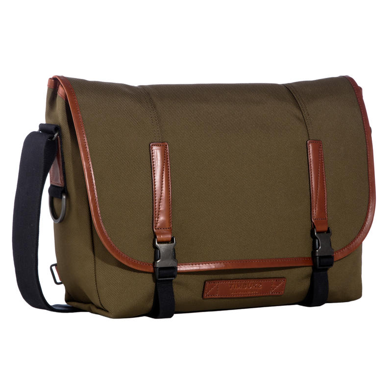 Sac messager VIP CMB Olivine