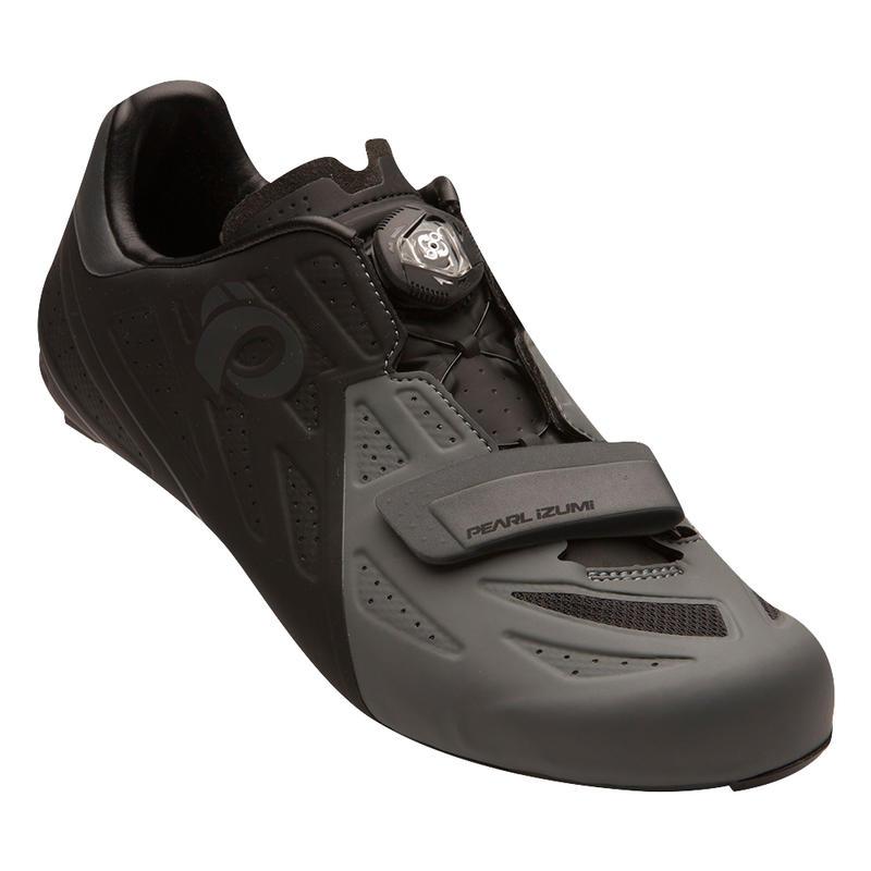 Chaussures de vélo Elite Road V5 Noir/Gris d