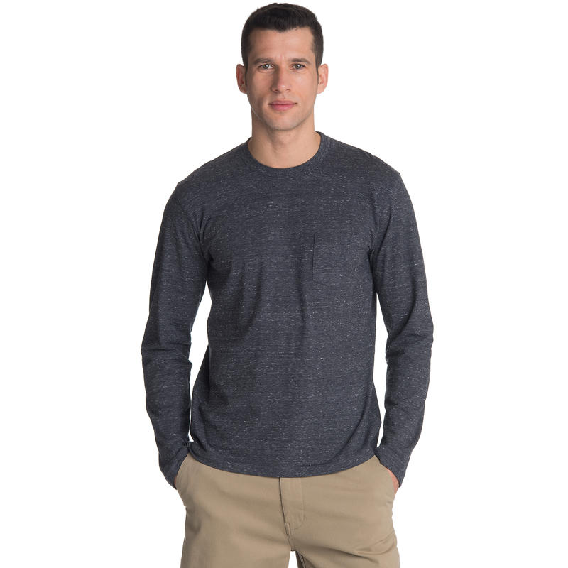 Modus Long-Sleeved Top Coal Heather