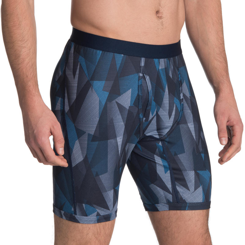 T1 Athletic Boxer Briefs Bayou Super Laser Print