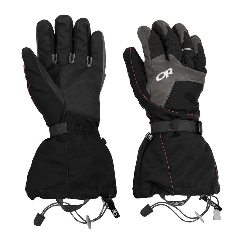 Alti Gloves Black