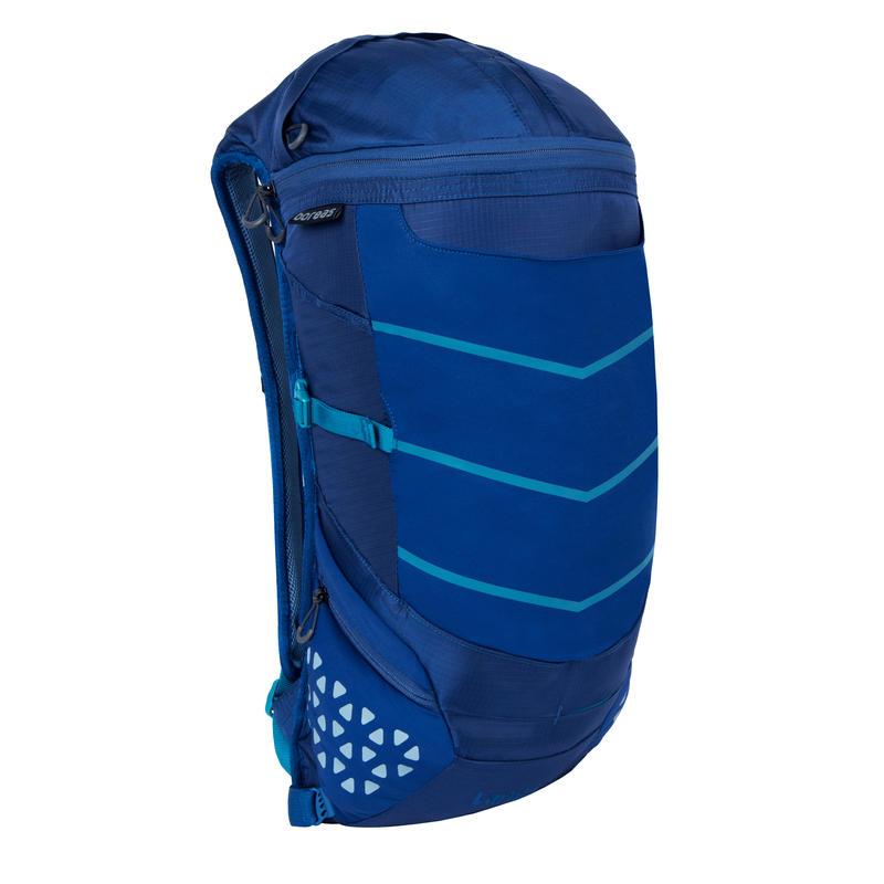 Larkin 18 Backpack Keel Blue