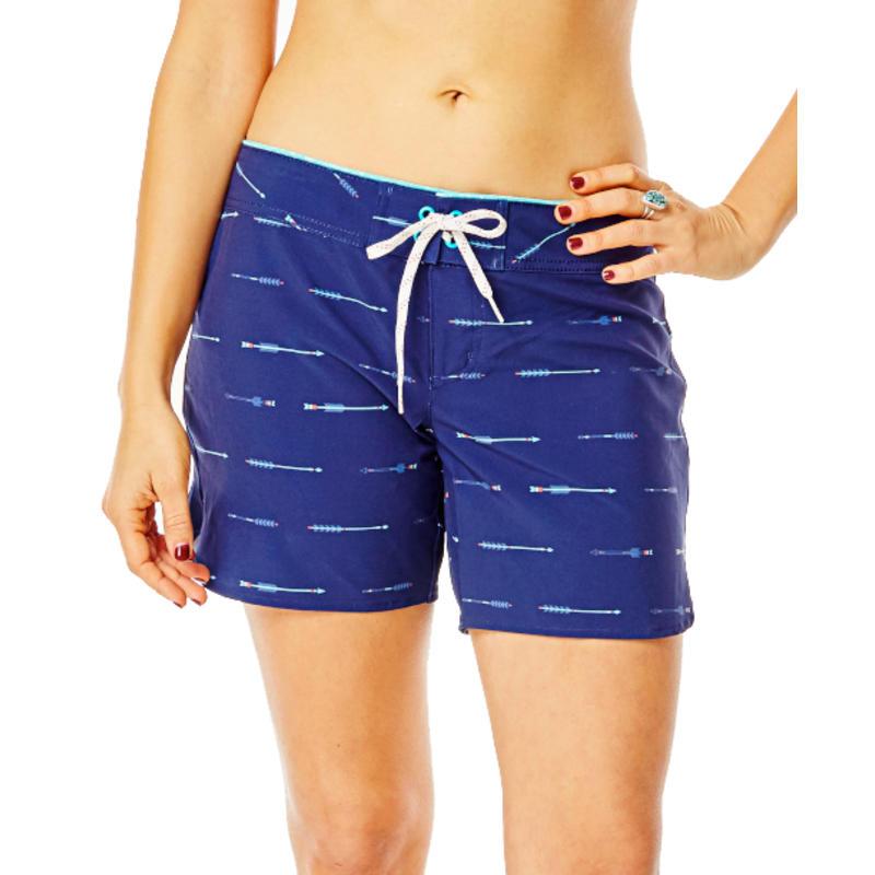 Noosa Shorts Anchor Sahara