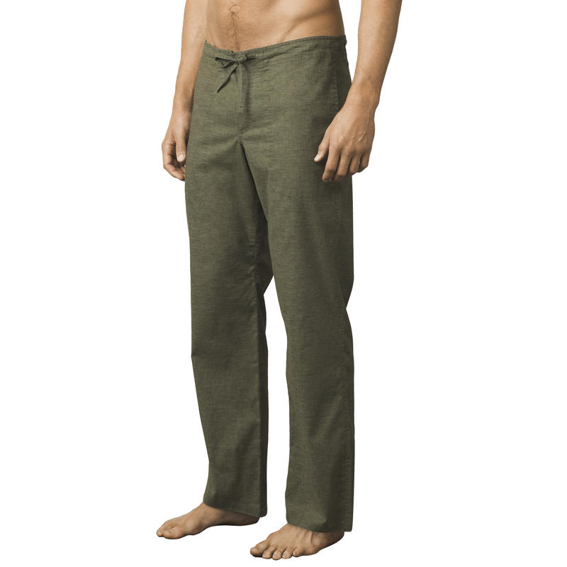 Sutra Pants Cargo Green