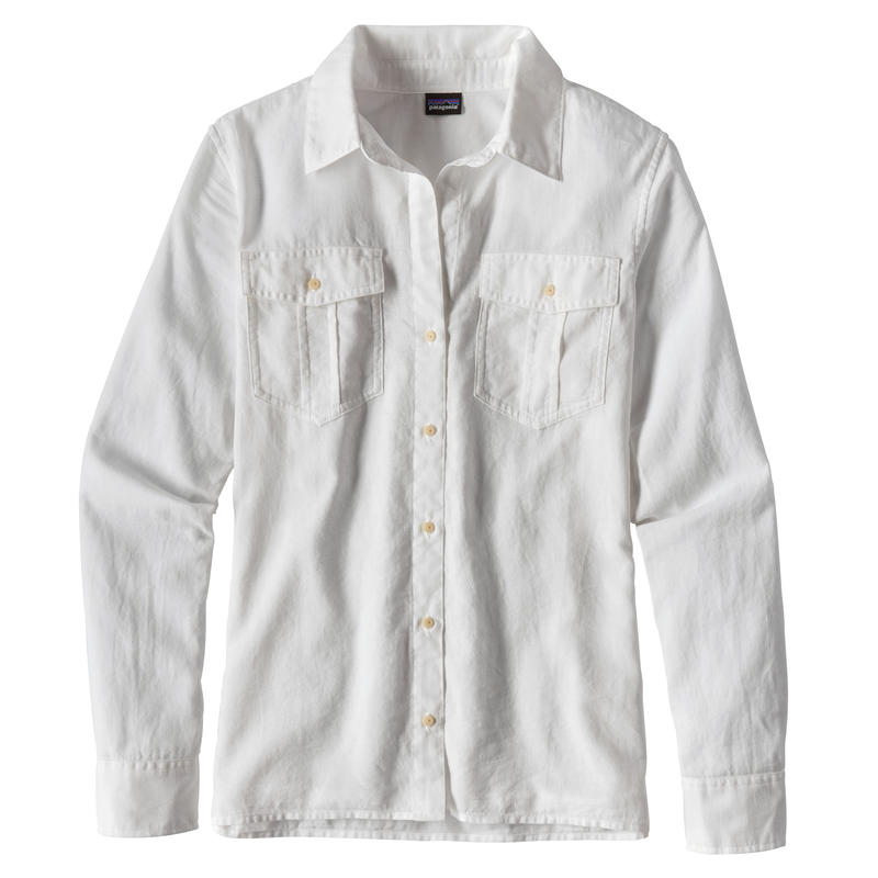 Chemise légère AC Blanc