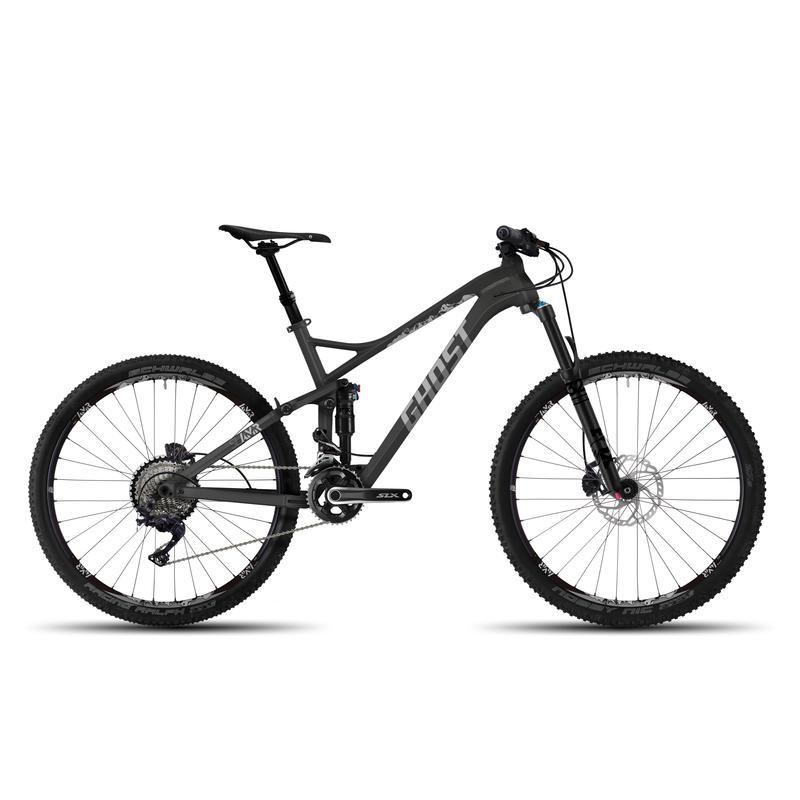 Vélo SLAMR 4 Titane/Gris