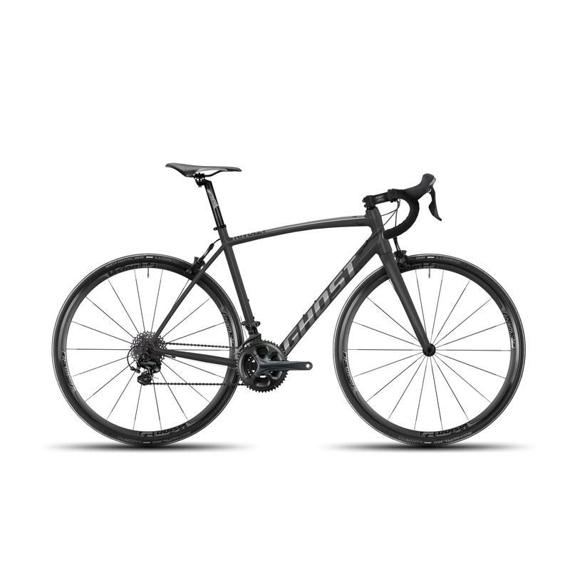 Vélo Nivolet Titane/Argent