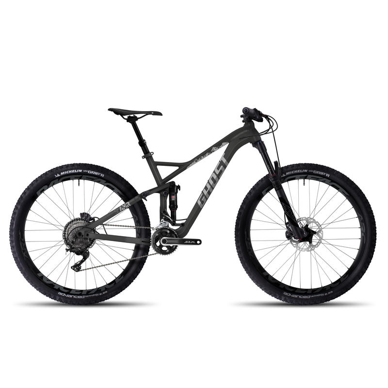 Vélo SLAMR 5 Titane/Gris