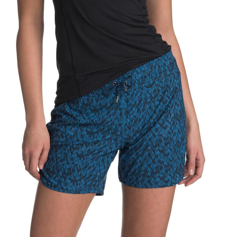 Levitate Shorts Marlin Displaced Pixels Print