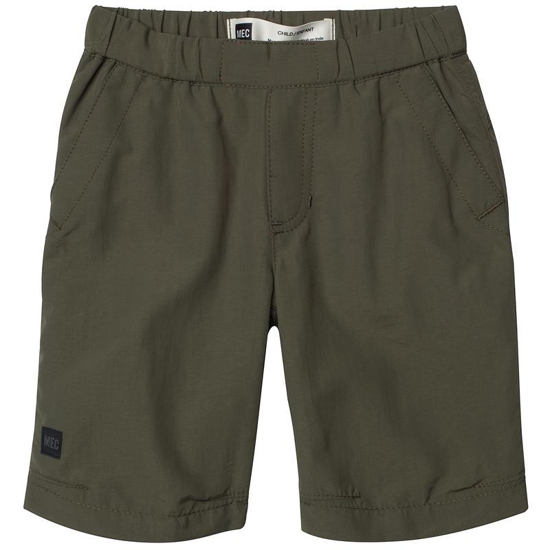 Hoofit Shorts Moss