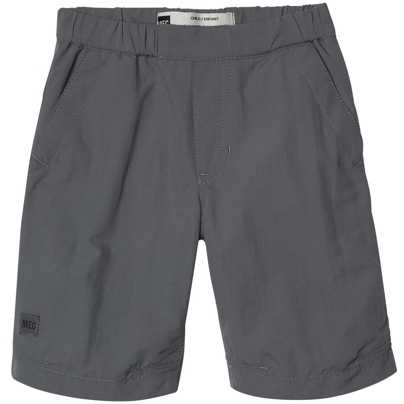 Hoofit Shorts Asphalt