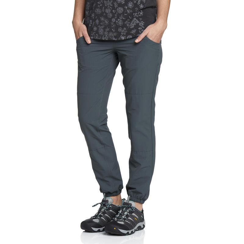 Pantalon Amanita Vert carbone