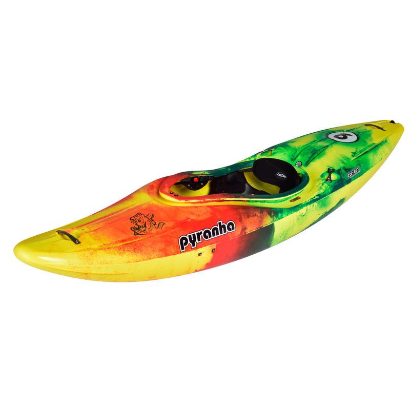 Kayak 9R Jaune/Rouge/Vert foncé