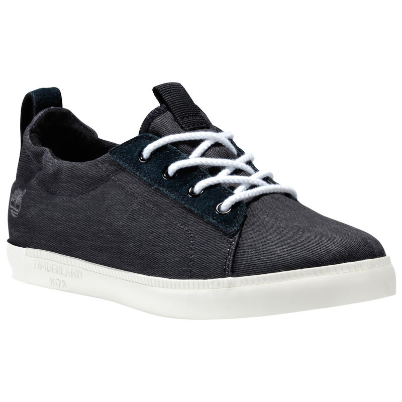 Chaussures Newport Bay Canvas Oxford Toile noire