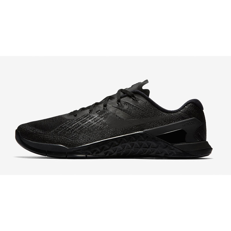 Chaussures Metcon 3 Noir/Noir