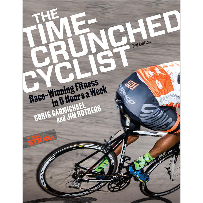 The Time-Crunched Cyclist 3rdE