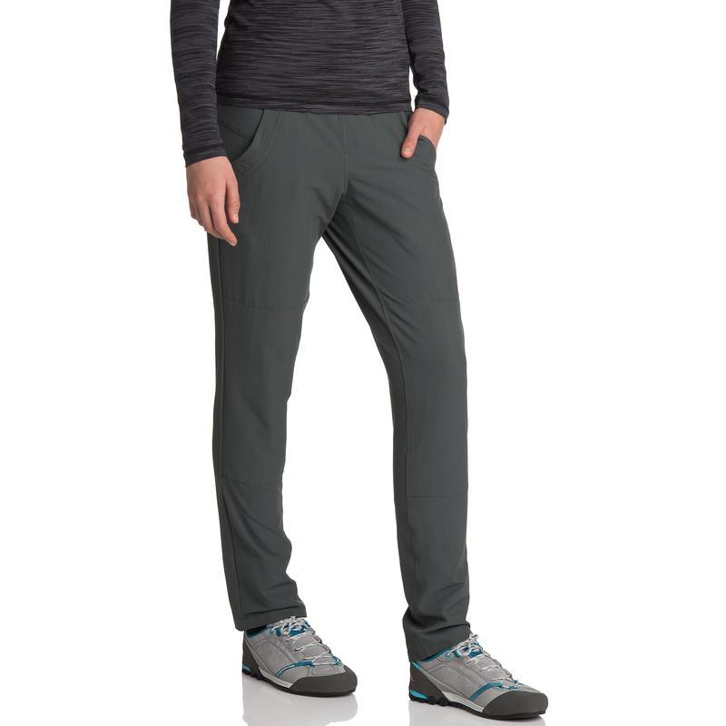 Pantalon Amanita (coupe droite) Vert carbone