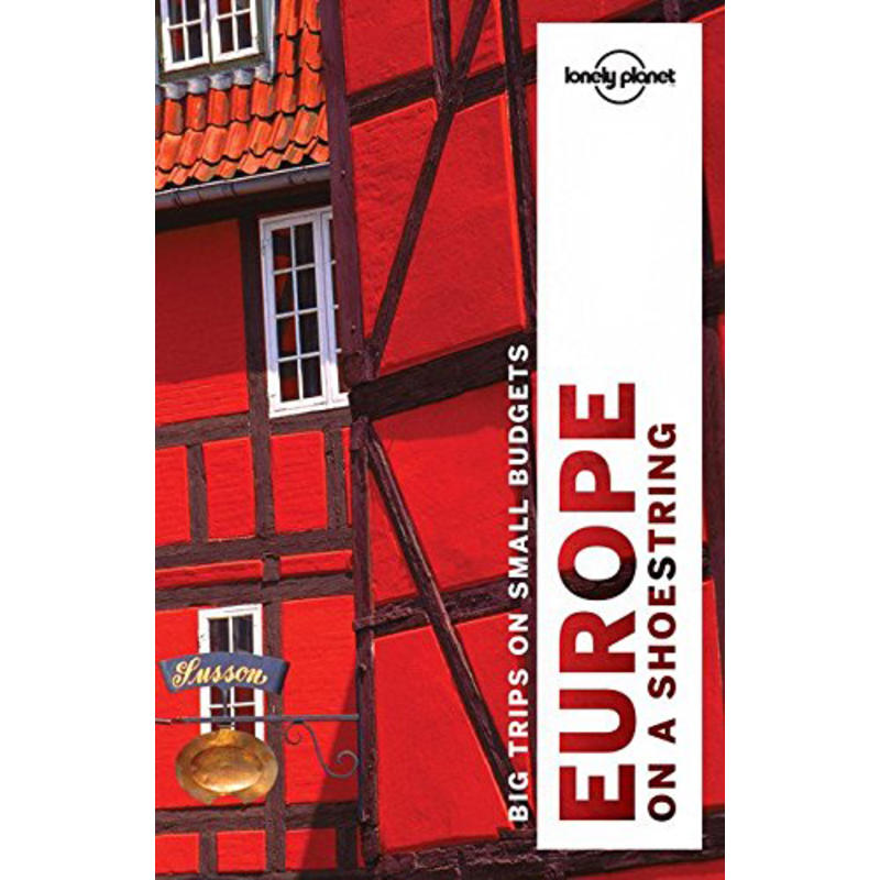 Europe on a Shoestring 9th Edition
