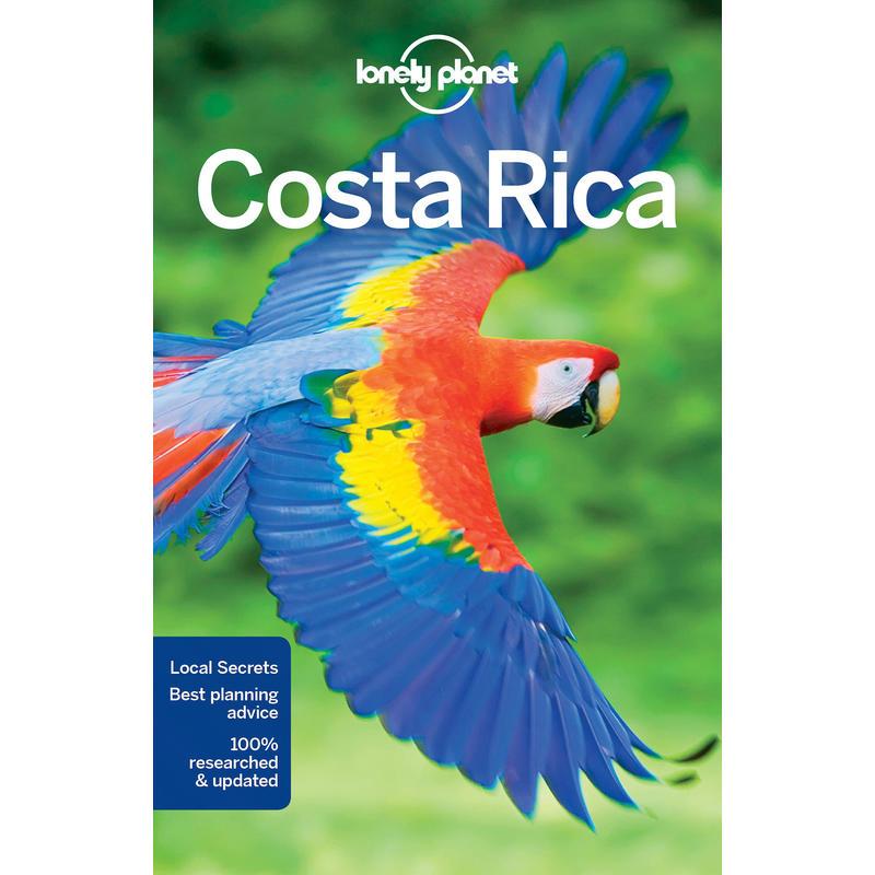 Costa Rica 12th Edition