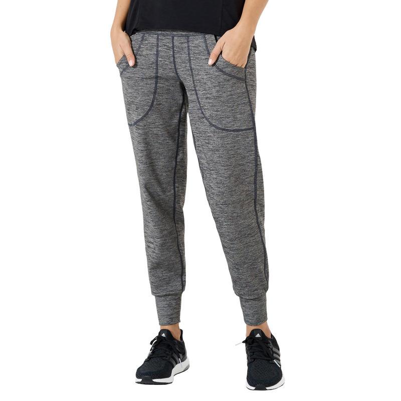 Pantalon Solution Micro noir