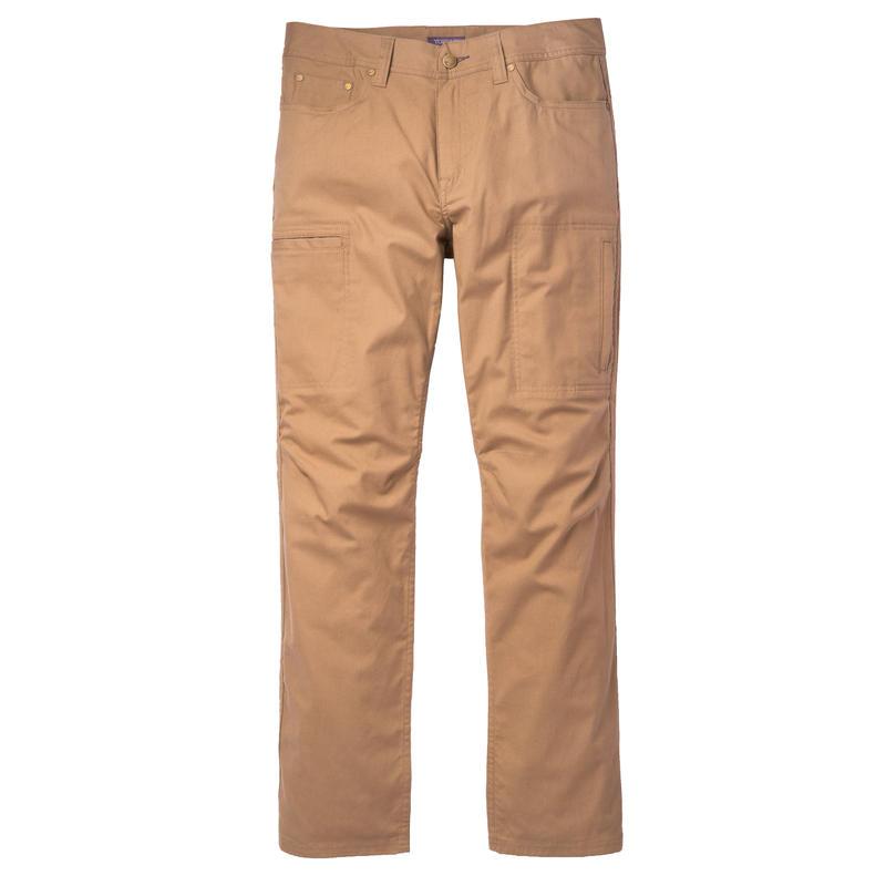 Pantalon cargo Cache Brun miel
