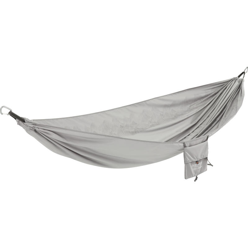 Slacker Double Hammock Grey
