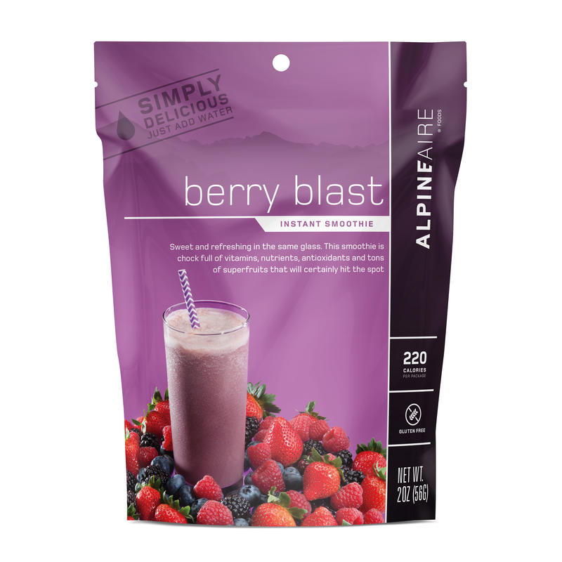Smoothie Berry Blast