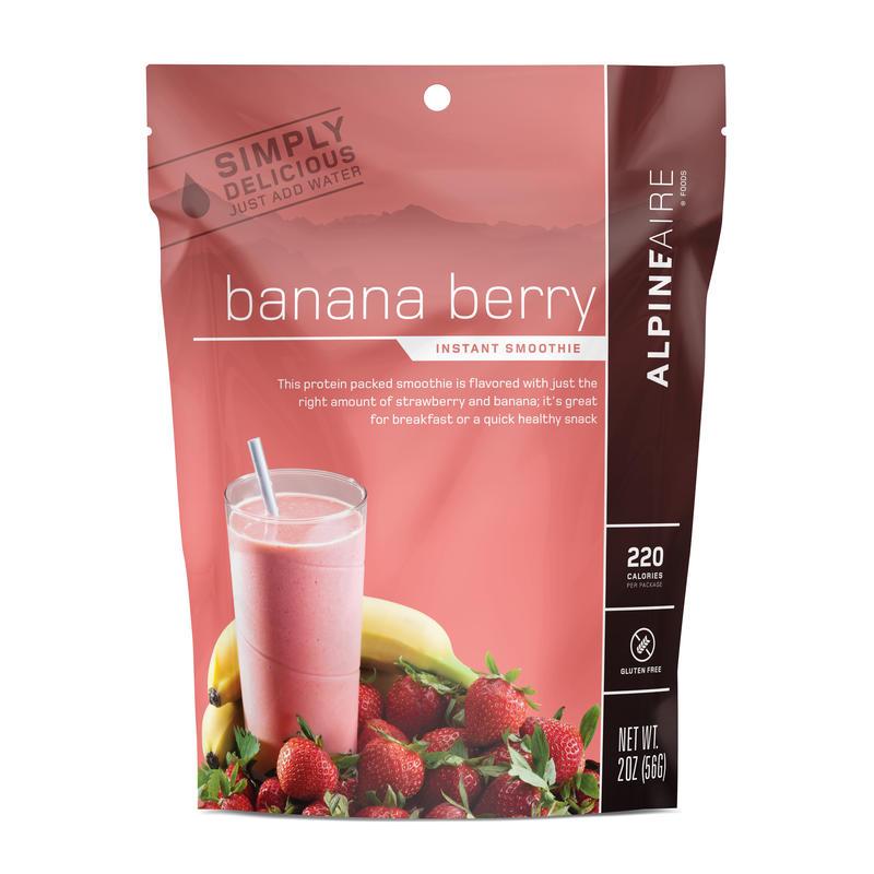 Smoothie Banana Berry