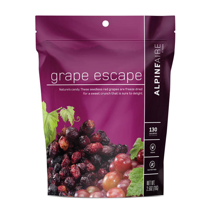Collation aux raisins Grape Escape