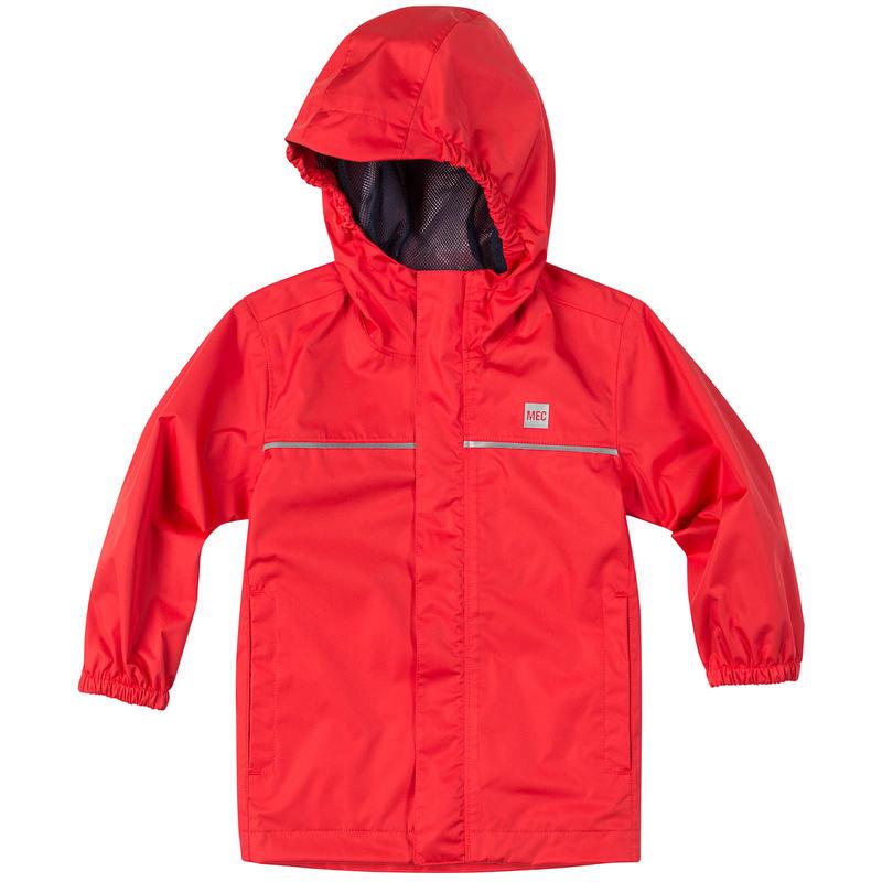 Manteau Aquanator Rouge victorieux