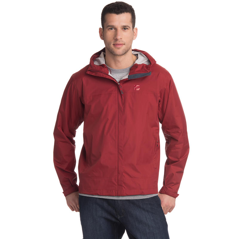 Manteau Aquanator Haricot rouge
