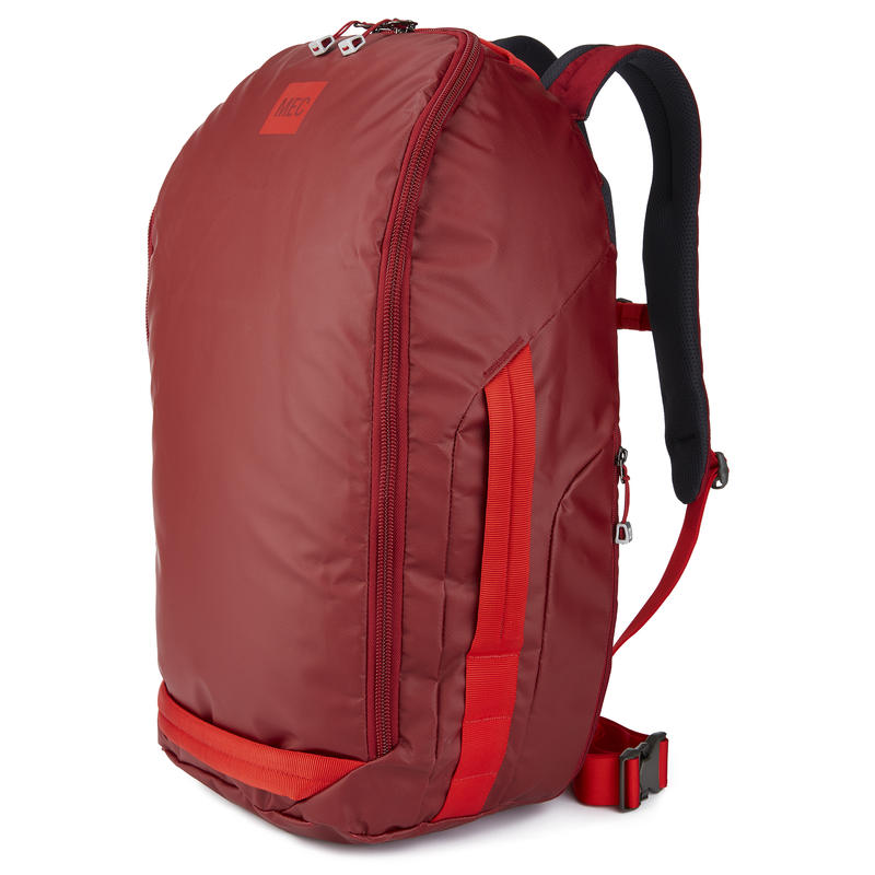 Outpost Pack Maroon/Fortune Red