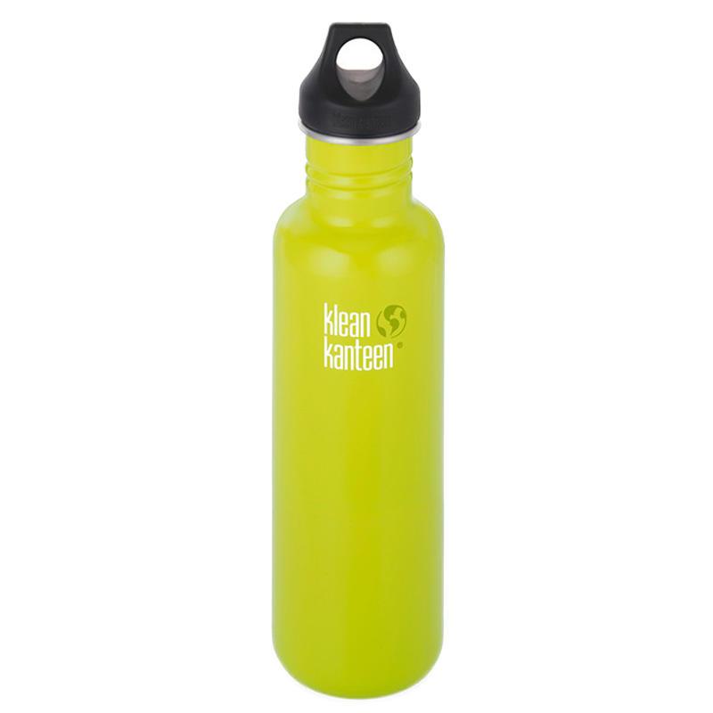 Bouteille Classic en acier inoxydable 800 ml Lime pop