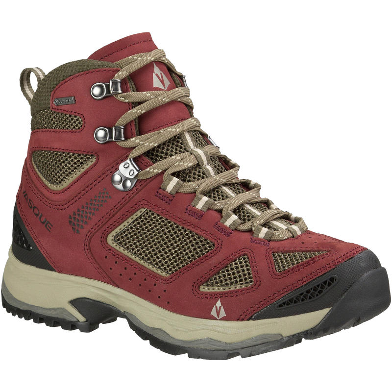 Breeze III GTX Boots Red Mahogany/Brown Olive