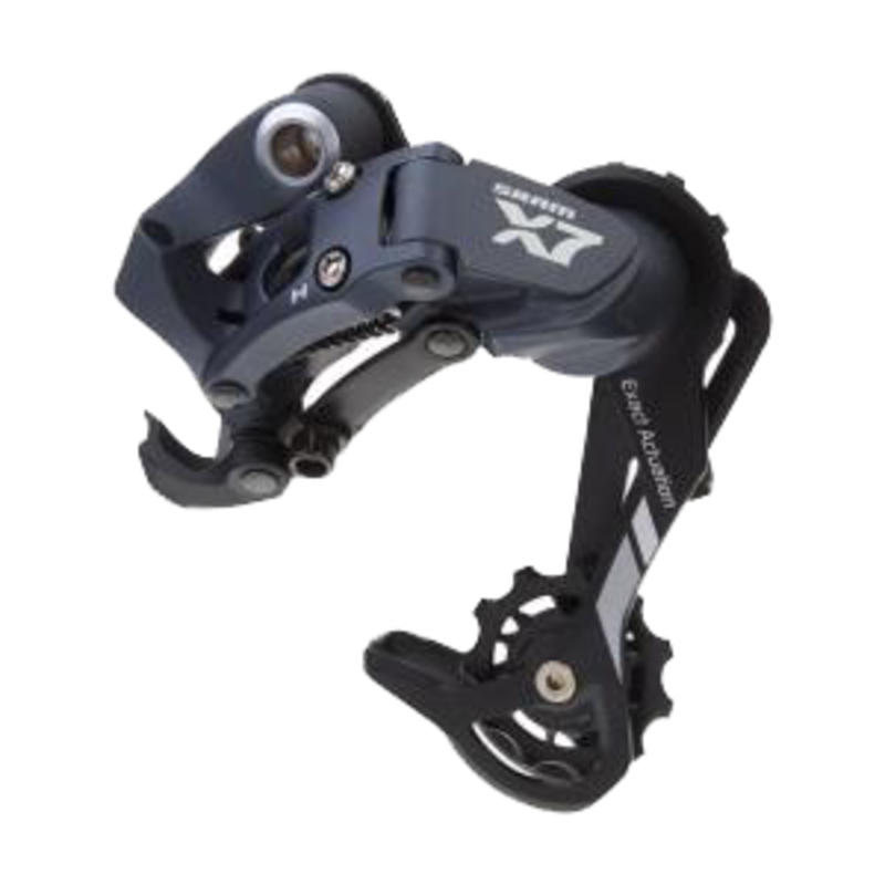 X7 9spd Rear Derailleur Storm Grey
