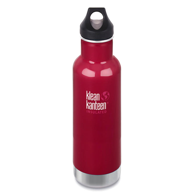 Classic SS Vacuum Insulated Bottle 590ml Beet Root