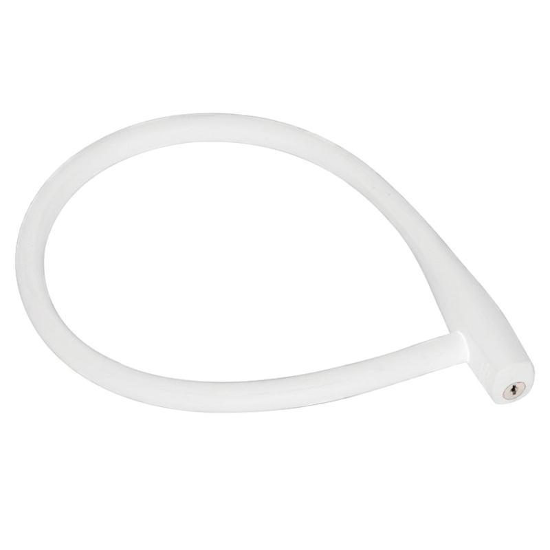 Câble antivol Kabana de 17 mm Blanc