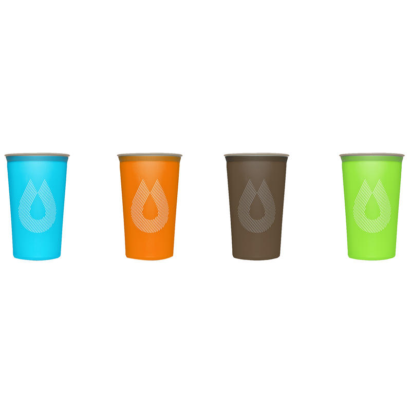 Ensemble de tasses Speedcup (4 tasses)