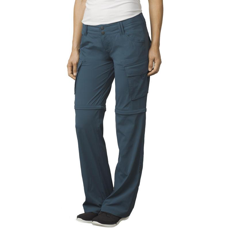 Sage Convertible Pants - Regular Inseam Mood Indigo
