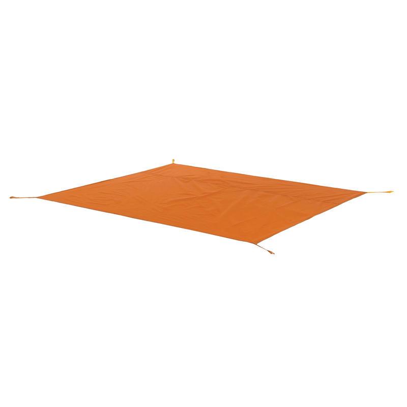 Toile de sol pour tente Big House 4 Orange