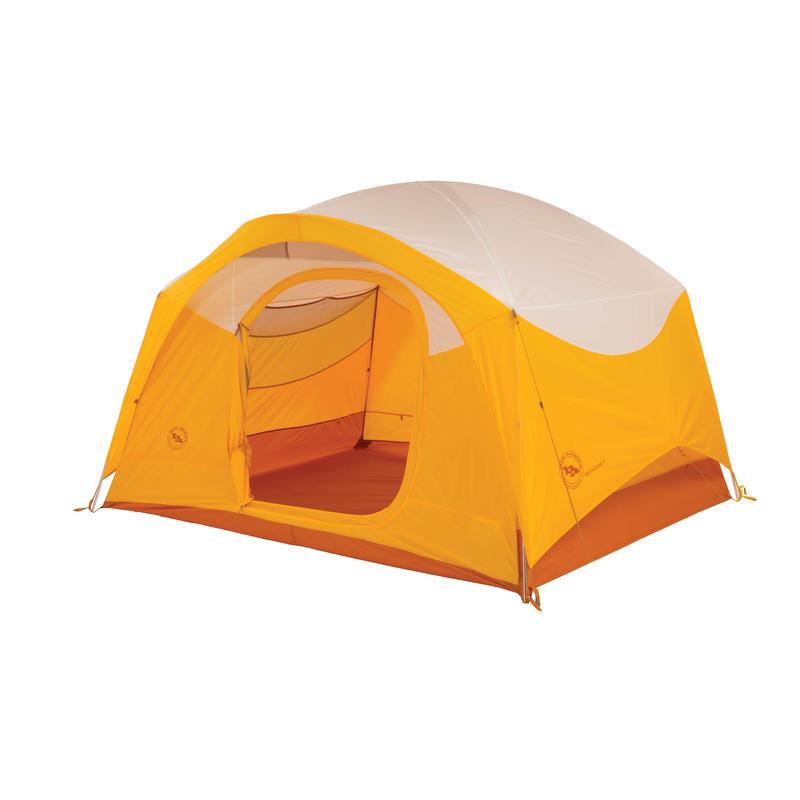 Tente Big House 4 Or/Blanc