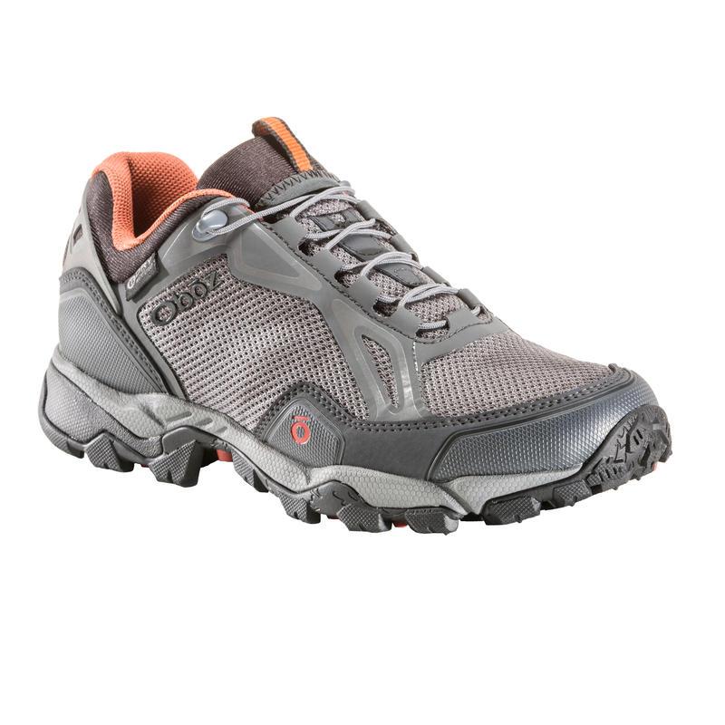 Chaussures de randonnée légère Crest Low Bdry Graphite
