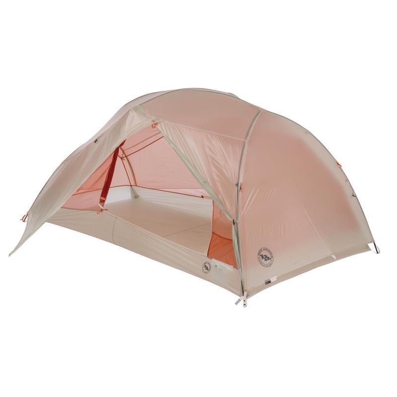 Tente Copper Spur 2 Platinum Gris/Orange