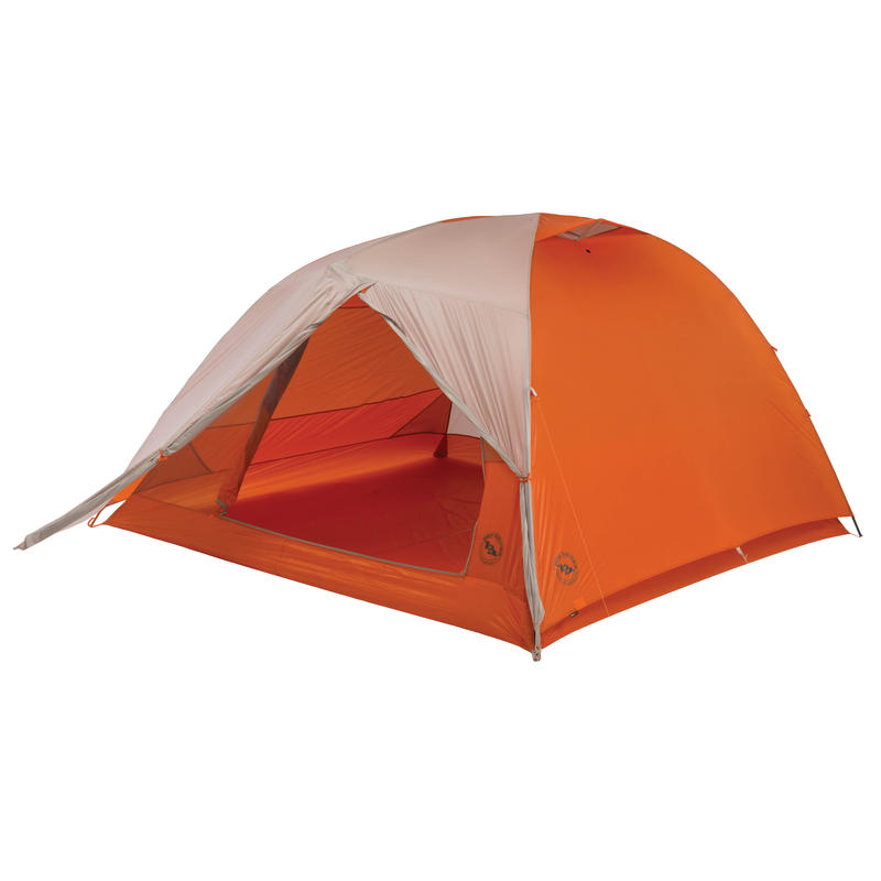 Tente Copper Spur HV UL4 Gris/Orange