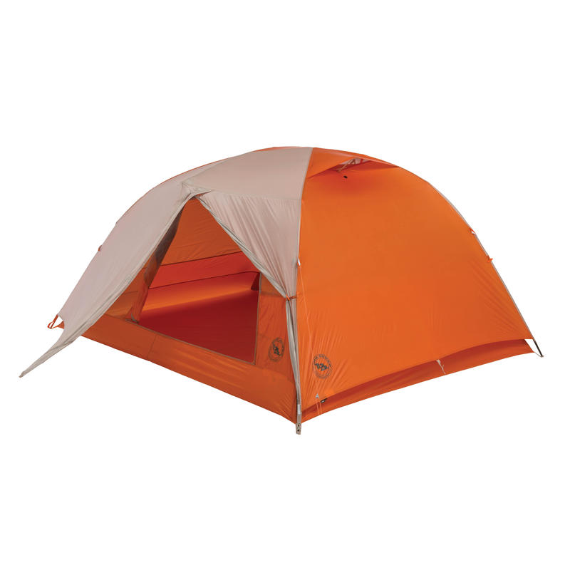 Tente Copper Spur HV UL3 Gris/Orange