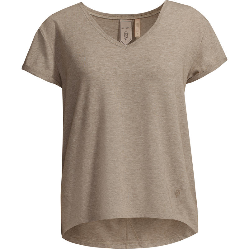 Jeto Short Sleeve Top Sand