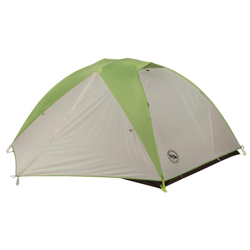 Tente Blacktail 3 avec toile de sol Gris/Vert